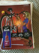 "Vintage 80""s Schwinn Media Variety Advertisements Specs."