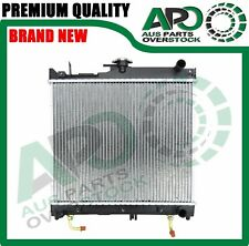 Premium Radiator For SUZUKI JIMNY SN413 HARDTOP 1998-On Auto Manual + Free Cap