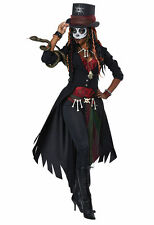 California Costume Voodoo Magic Charms Adult Womens Halloween Costume 01432