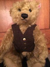 Harrods Steiff Bear Howard A Musical Bear