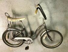 Schwinn Stingray bicycle vintage