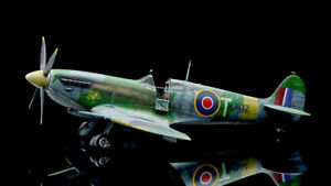 PRO-BUILT 1/32 Spitfire Mk.IXc British WW2 Fighter - finished model (IN-STOCK)