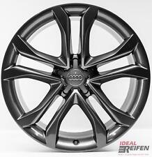 4 Audi A8 S8 4E D3 20-inch Alloy Wheels 9x20 ET37 Original Audi Rims tG