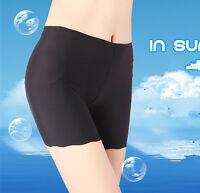 Women Lady Summer Silky feel Hot Shorts Safety Underwear Mini Short Pants Pantie