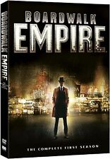 Boardwalk Empire Complete HBO TV Series - Season 1 DVD Collection + Extras