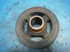 3.6 Jeep engine harmonic balancer / crank pulley