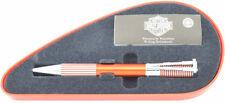 Waterman  Harley  Davidson Horizon Orange Ballpoint Pen New In Box