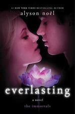 Everlasting: A Novel (The Immortals) Noël, Alyson Hardcover
