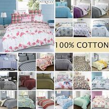 Nimsay Home Luxury Quilt Duvet Bedding Bed Linen Set Single Double Super King