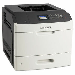 Refurbished Lexmark MS811DN Laser Printer 63PPM 40G0210 90 Day Warranty MS811
