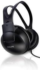 Philips SHP1900 Headphones Music Sound Audio Black Full Size Ear Enclosing