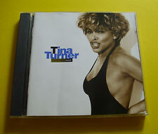 "CD "" TINA TURNER - SIMPLY THE BEST "" 18 GREATEST HITS (PRIVATE DANCER)"