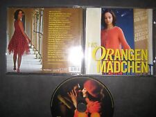 CD Soundtrack Das Orangenmädchen Eva Dahr Jostein Gaarder Magnus Beite Score OST