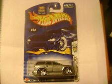 HOT WHEELS CADILLAC ESCALADE FIRST EDITIONS 1/64 SCALE MINT ON CARD 2002 ISSUE