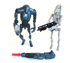 STAR WARS Battledroid & Super Battledroid Army Builder figure set , NICE!