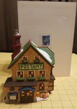 2008 Department Dept 56 Alpine Village Christkindl Post Office 805531 Retired