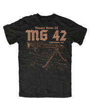 MG 42 Premium T-Shirt Mp 40 , MP44 , Armee , Tactical