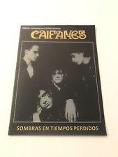 """Caifanes """"Sombras En Tiempos Perdidos"""",Edición Especial Para Coleccionistas"""