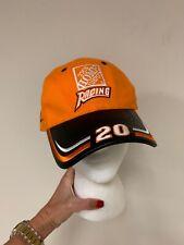 8207b9185 Tony Stewart Joe Gibbs Racing NASCAR Fan Cap, Hats for sale | eBay