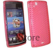 Cover Custodia Per Sony Ericsson Xperia Arc S e X12 GEL TPU Fucsia