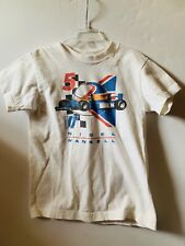 Vintage formula 1 shirt - NIGEL MANSELL Youth Medium F1 World Champion EUC