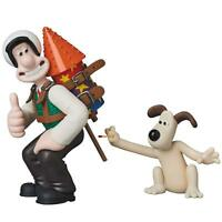 Medicom UDF-427 Ultra Detail Figure Series 2 Wallace and Gromit Japan