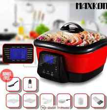 18-in-1 Multi Kitchen Cooker Slow Cook Steam Roast Grill Braise Convection Oven