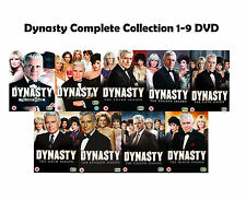 Dynasty Complete Collection 1-9 DVD All Seasons 1 2 3 4 5 6 7 8 9 UK Rele R2 New