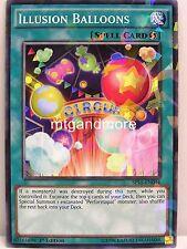 Yu-Gi-Oh - 1x Illusion Balloons - SP15 - Star Pack ARC-V - Starfoil Rare