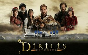 RESURRECTION Dirilis Ertugrul Seasons 1-5 full series Eng, Esp, Port,Arabic subs