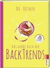 Dr. Oetker-Bücher über Kochen & Genießen als gebundene Ausgabe