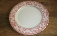 ROYAL DOULTON STUDIO PROVENCE RED/ROUGE DINNER PLATE (Approx 27 cm).