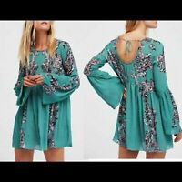 Intimately free people bell sleeve swing dress size Women's small long sleeve
