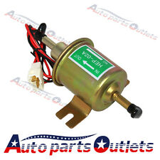 New Gas Diesel Inline Low Pressure electric fuel pump 12V E012-FP-HEP02A