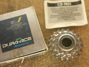 Vintage NOS NEW NIB Shimano Dura Ace / CS-7401 8 speed hyperglide cassette 12-21
