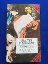 BEAUTY'S PUNISHMENT - FIRST EDITION BY ANNE RICE WRITING AS A.N. ROQUELAURE