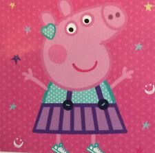 Peppa Pig George JUST HAVING FUN Poncho Towel Brand New Gift