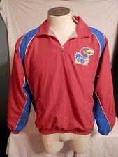 KU pullover jacket,  58 sports, NWT
