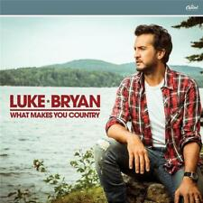 LUKE BRYAN WHAT MAKES YOU COUNTRY CD NEW