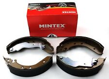 MINTEX REAR AXLE BRAKE SHOES SET HONDA MG ROVER MFR276 (REAL IMAGE OF PART)