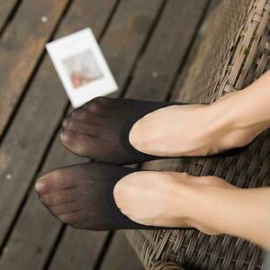 Velvet Womens / Girls invisible Footsies Socks Shoe Liners UK G2C2