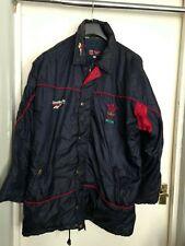 VINTAGE REEBOK WRU JACKET XL WELSH RUGBY JACKET From 1990s - WALES REEBOK COAT