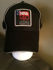 trucker hat baseball cap NRA 140 Years Freedom Gun Rights Cool Retro .