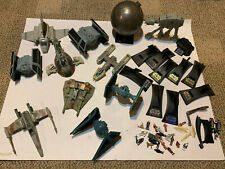 STAR WARS ACTION FLEET MICROMACHINES MICRO MACHINES SHIP VEHICLE LOT SET COLLECT