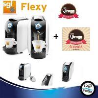 MACCHINA CAFFE' SGL FLEXY BASE + 50 CAPSULE VIRAGO PER INTENDITORI