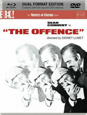 The Offence 1972 Masters of Cinema Dual Format Blu-ray DVD