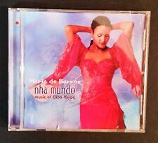 CD - Maria de Barros - Nha Mundo - Music Of Cabo Verde