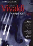 VIVALDI WINTER Book & CD Soloist in Concert Violin