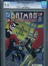 Batman Gotham Adventures #29 (Harley & Ivy) CGC 9.4 WP