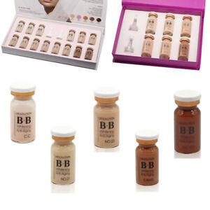 BB Serum Glow Dr Solution 8 ml Ampullen oder Set  für Microneedling mit Dermapen